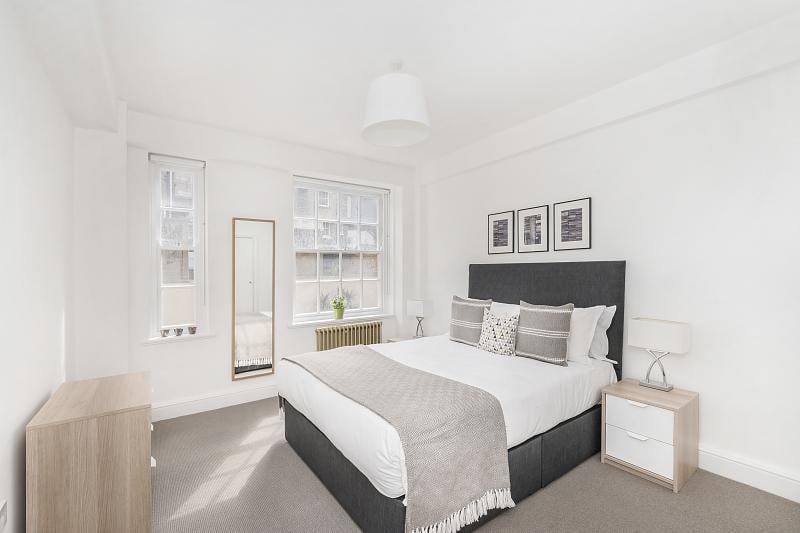 One bedroom aprtment image